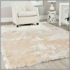 extraordinary big white fluffy rug designs