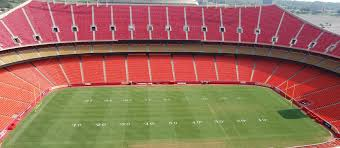 Chiefs Seating Chart With Rows Arrowhead Stadium Seating Chart Seatgeek
