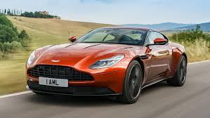 Neuer Aston Martin Db11 Im Fahrbericht 2016 Auto Motor Und Sport