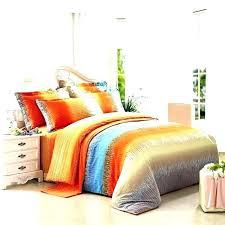 orange bedding sets quilts grey and orange quilt orange bedroom sets full size of grey and
