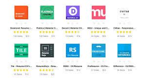 Resume Website Template Design Example Best Sites Free Websites ...