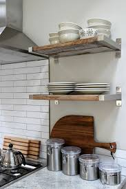 Small Picture Best 25 Metal kitchen shelves ideas on Pinterest Industrial
