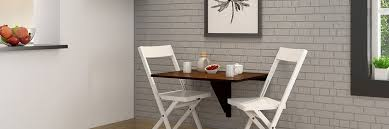 wall mounted dining table and other