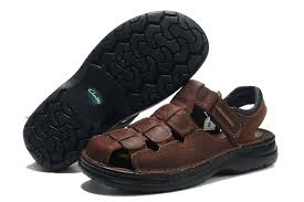 clarks wild edge brown leather men sandals forefront clarks shoes nyc 3rd ave clarks nature iv sneaker huge inventory