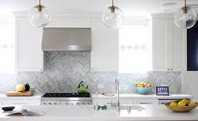 contemporary herringbone marble backsplash interior gray contemporary kitchen special excellent 0 canada calcuttum calacattum tumbled mosaic