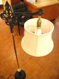 interior bridge lamp shades exciting floor lampshades canada down vintage arm victorian uno bridge lamp shades