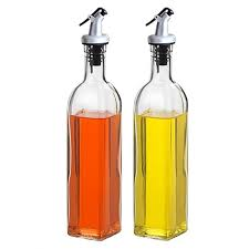 cooking tools glass liquid condiment bottles oil