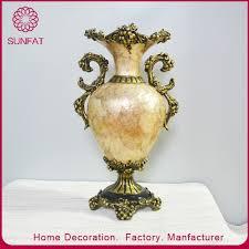 modern luxury wholesale home decor items flower vase manufacturer
