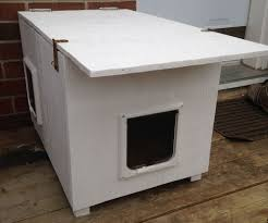 outdoor cat house plans. Outdoor Cat House Plans Modern Insulated Designs Diy Heated Build Free 1224