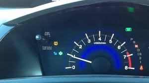 Honda Civic Oil Warning Light What Does It Mean If The Low Tire Pressure Warning Light Or