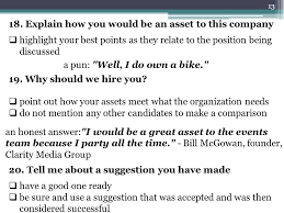 General Interview Questions Most Unusual Questions Ppt Download
