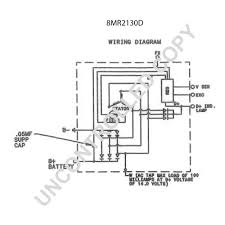 860804 alternator product details prestolite leece neville 8mr2130d wiring diagram