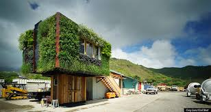 inspiring design ideas wall homes living walls inhabitat green innovation architecture solar powered elevate structure is