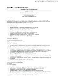 Pre Sales Consultant Resume Www Nmdnconference Com Example