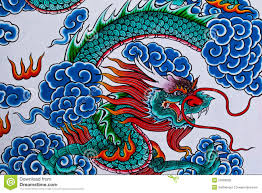 chinese dragon clipart chinese painting 6