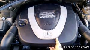 diy mercedes benz 3 5l v6 air filter replacement 10min job diy mercedes benz 3 5l v6 air filter replacement 10min job