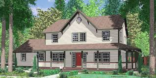 colonial southern house plan information
