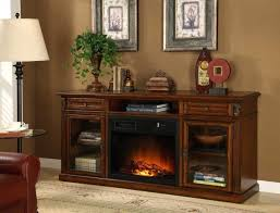 glass fireplace tv stand polished wooden corner electric fireplace stand having shelves and drawers also clear