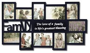 Family Picture Frames Collage Frame Image Tree With Photo Decor 9