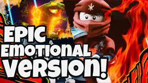 Lego Ninjago | Ninja VS Aspheera | EPIC Emotional Version!