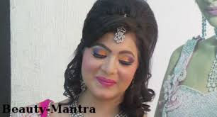 indian bridal makeup by meenakshi dutt you can watch the video for this bridal makeup