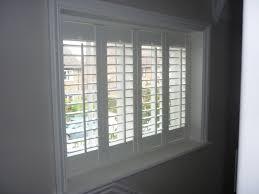 Decoration: Best 25 Indoor Window Shutters Ideas On Pinterest Interior Wood  With Regard To Window