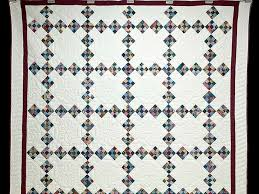 Double Nine Patch Quilt -- exquisite cleverly made Amish Quilts ... & ... Scrappy Double Nine Patch Quilt Photo 2 ... Adamdwight.com