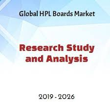 Hpl Share Price Chart Global Hpl Boards Market Present Scenario And The Growth