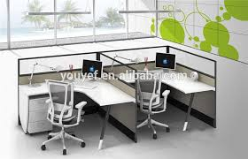 long office desks. contemporary design long office table 2 drawers for 4 people wholesale desks o