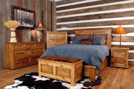 Lodge Style Bedroom Furniture Ideas to Decorate Bedroom