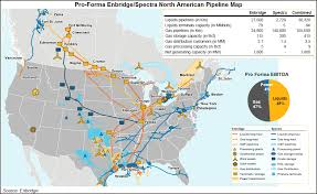 Canadas Enbridge Would Acquire Spectra Energy In Us 28b All