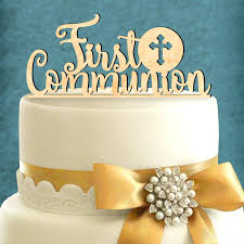 First Communion Cake Topper Reviews First Communion Cake Ideas For