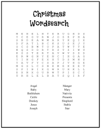 christmaswordsearch christmas coloring pages doodle art alley on free printable christian christmas games