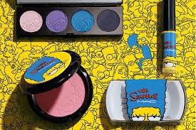 Mac Cosmetics X The Simpsons Press Release Photos Are Here Swatch