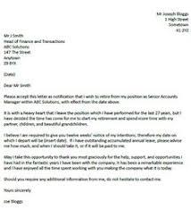 Education Resignation Letter Sample Elko Pinterest Resignation
