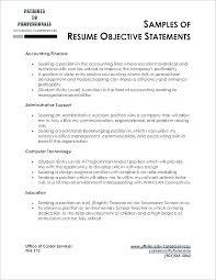 College Resume Objective 2 Wikirian Com