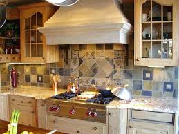 rustic kitchen backsplashes unique and inexpensive kitchen ideas