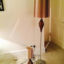 next floor lamp and matching table lamp in wandsworth