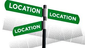 Image result for most important thing is location location location