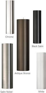 tech piper metal cylinder low voltage halogen art glass pendant light loading zoom