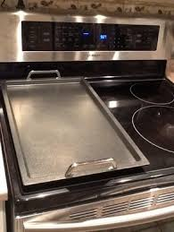 the new induction cooktop is on order and of course iu0027m almost through with my griddle10