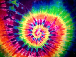 2550x3300 yellow pink and blue tie dye textile free image peakpx