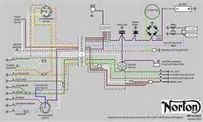 norton commando wiring diagram images norton commando wiring diagram norton get image