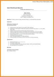 Warehouse Worker Resume Objective Radiovkm Tk