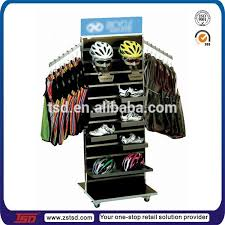 Suit Display Stands Tsdm100 Retail Store Track Suit Standsport Wear Shop 100 Sided 24