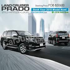 Used Toyota Land Cruiser – Car Junction Pakistan