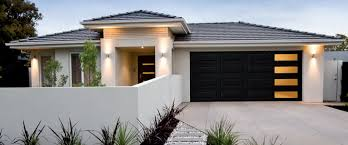 modern garage doors. Amarr Garage Door With Mosaic Window Options Modern Doors
