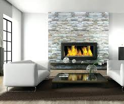 stone fire surrounds installing faux fireplace surround stacked ideas family room rustic smlf