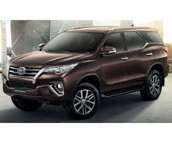 2017 Toyota Fortuner Release date, Redesign and Interior