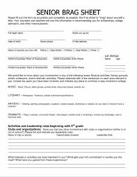 Fascinating Sample College Resume For High School Seniors On
